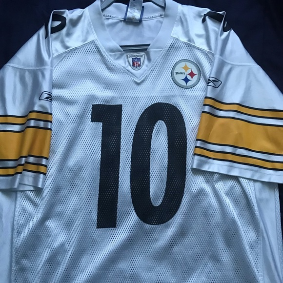 Santonio Holmes Pittsburgh Steelers Jersey